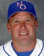 UNO Privateers baseball coach Bruce Peddie