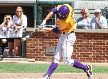 LSU center fielder Andrew Stevenson figured out what worked best with his swing in summer ball two years ago and has added some wrinkles with help from the LSU coaches to become a morre complete hitter.