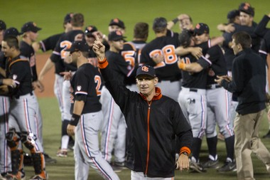 Last season, Casey and the Beavers advanced to their fourth College World Series. This season, they are the No. 1 national seed.