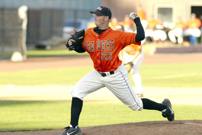 Oregon State 2006 College World Series team: Where are they
