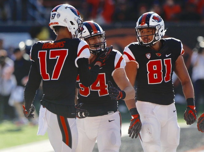 size 40 db36e 5c4b1 Ryan Nall's 10 best games with Oregon State Beavers: A look ...