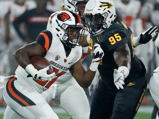 Is Jermar Jefferson the best freshman running back ever at