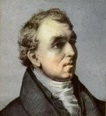 Daniel Macnee's 1829 portrait of David Douglas.