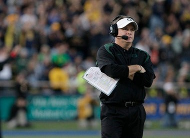 The University of Oregon received a notice of inquiry from the NCAA in September 2011 while Chip Kelly was head coach. The university is reportedly scheduled to meet with the NCAA Committee on Infractions some time this year.