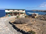 Cedros Outdoor Adventures is a fishing resort (no pool, amenities) perched above the Yellowtail capital of the world.