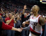 """""""He understands the franchise, the business, the fans,"""" Mason said of Lillard. """"And he's still in his infancy with this franchise."""""""