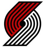 Updated Portland Trail Blazers pinwheel
