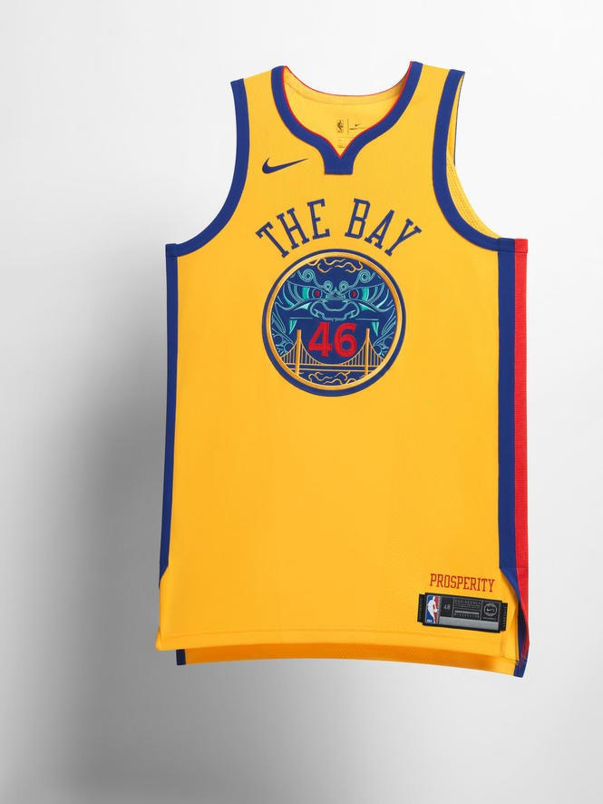 timeless design d305c 8bb8f A look at every NBA team's new Nike 'City' alternate jersey ...