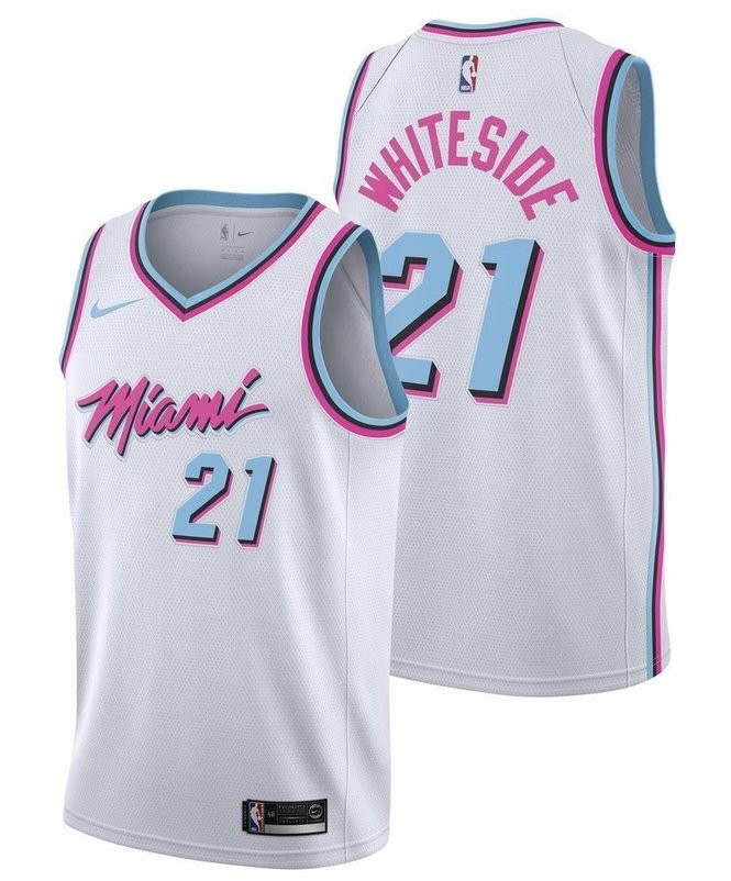timeless design fcfff 127a8 A look at every NBA team's new Nike 'City' alternate jersey ...