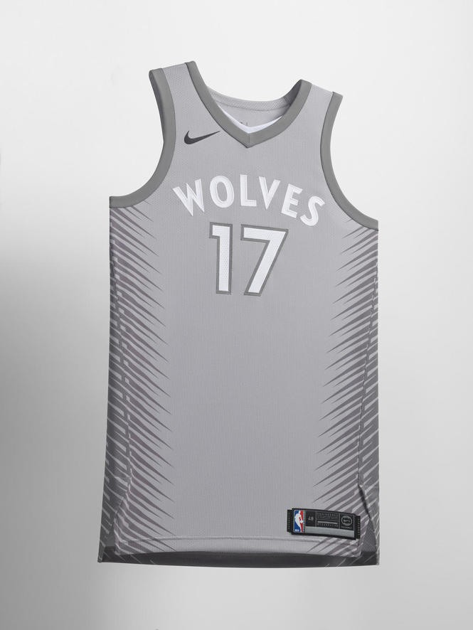 timeless design c8795 870b5 A look at every NBA team's new Nike 'City' alternate jersey ...