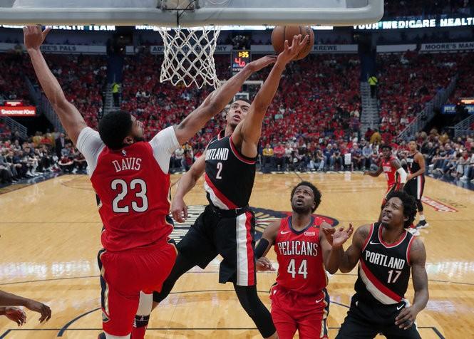 Damian Lillard on top with NBA 2K19 video game ratings