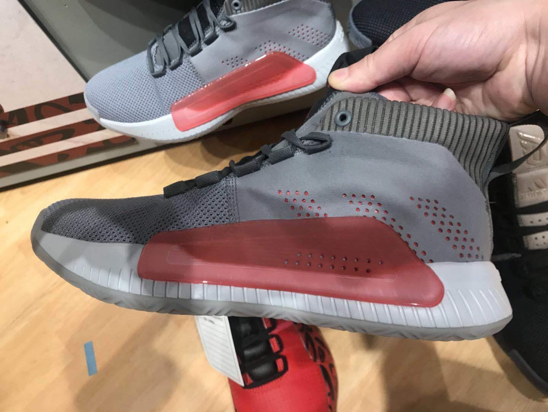 next signature shoe, the Adidas Dame 5
