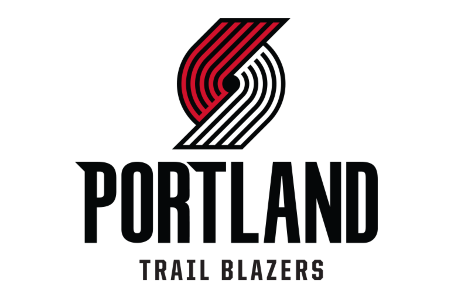 Here is the new Portland Trail Blazers logo - oregonlive.com