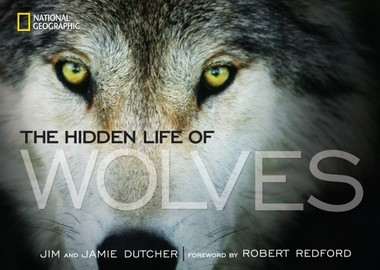 """The Hidden Life of Wolves"" by Jim and Jamie Dutcher"