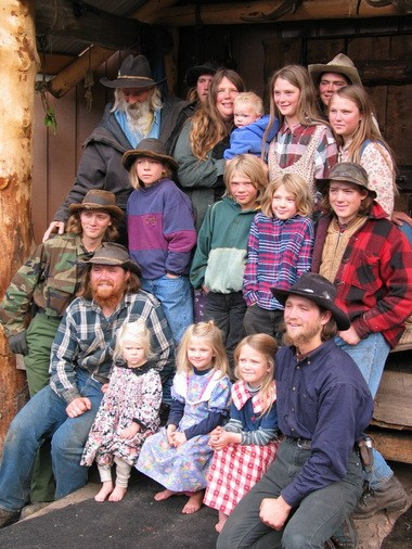 Robert Hale, the man who called himself Papa Pilgrim, brought his wife and 15 children to McCarthy, Alaska, and immediately ran into problems.