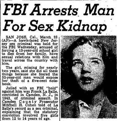 The Oregonian tells the real story in 1950.