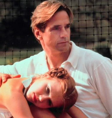 """Jeremy Irons and Dominique Swain starred in a 1997 movie version of """"Lolita."""""""