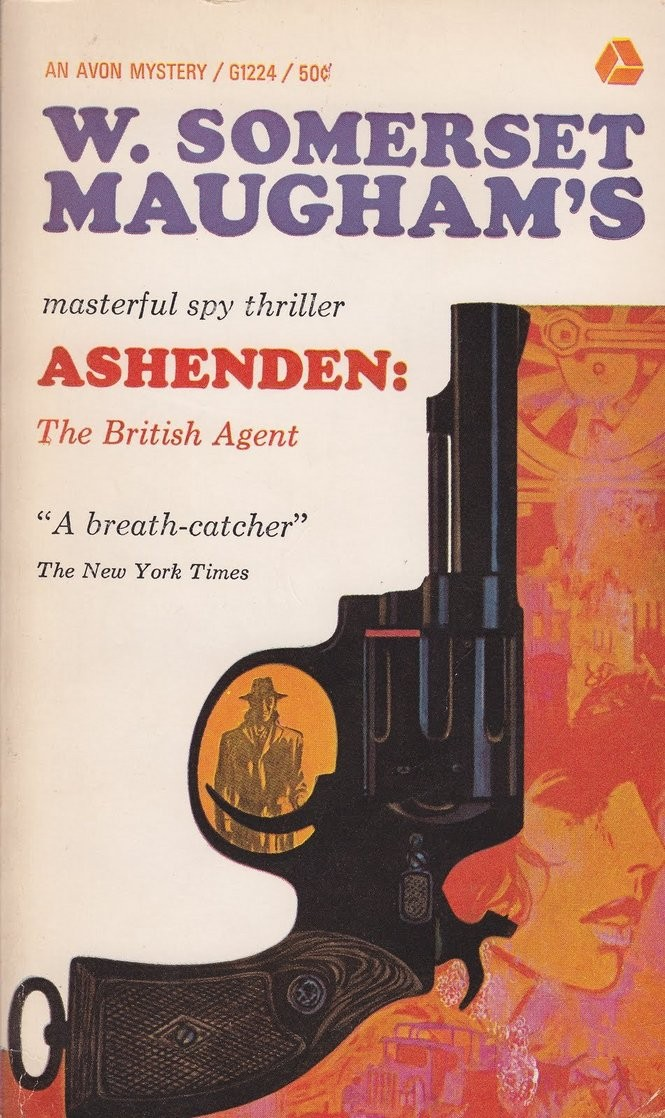 16 best spy novels by real-life spies, from Graham Greene to