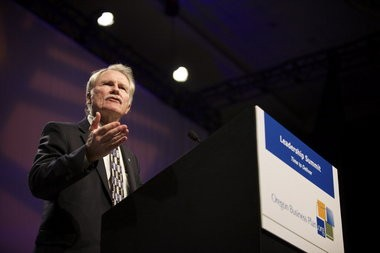 Gov. John Kitzhaber could earn significant speaker's fees delivering conference addresses -- as long as the invitation comes because of who he is, not his role as the state's executive.