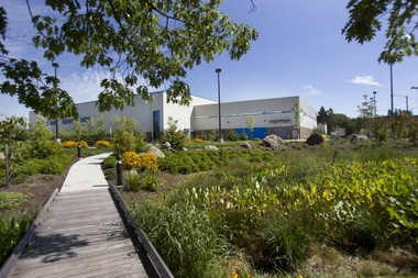 Boeing opened its new complex in Gresham last year. On Tuesday, the city granted the plane manufacturer a $12 million property tax break to help it invest $300 million in new equipment at its older complex.