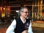James Martin, in the long-abandoned flourmill he converted into a wine tasting room, says Babikian no longer is co-owner of the vineyard property the SEC is now attempting to freeze.