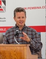 Mick Dilger, Pembina president and chief executive