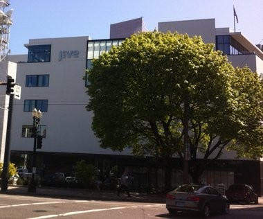Jive Software's Portland office.