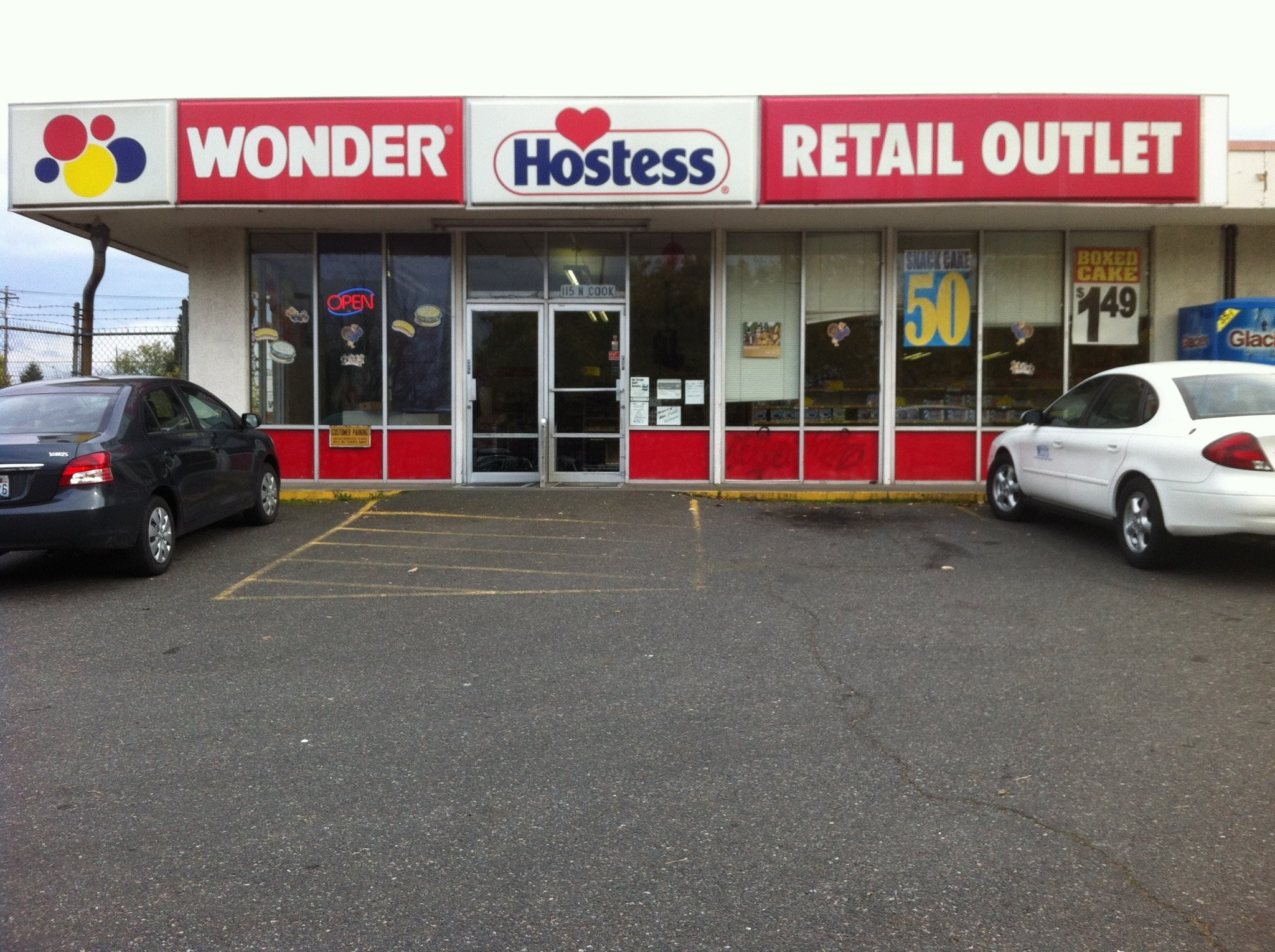 Hostess goes out of business, and Twinkies, Ding Dongs, Ho