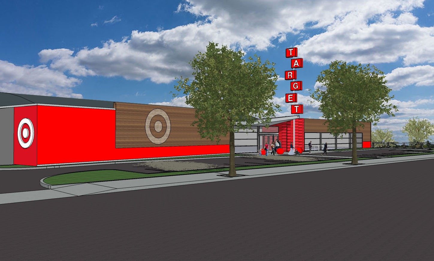 Small-format Target coming to site of SE Portland bowling