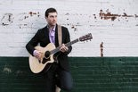 Brooks Robertson performs Sept. 19 at the library.