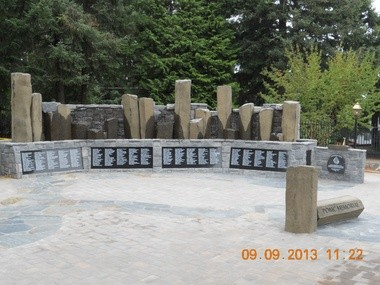 The Oregon/Washington Memorial Garden is the eighth memorial for the National Organization for Parents of Murdered Children in the United States and is the only one in the northwest.