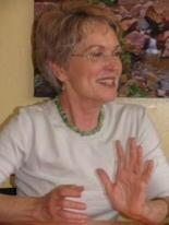 Ava Leavell Haymon, poet laureate of the State of Louisiana