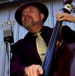 The Rose City Hot Club, led by bass player Bob Burgeni, will help the Sandy Public Library celebrate its 80th anniversary with lively swing and gypsy jazz tunes.