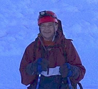 Climber Ward Milo Maxfieid, 66, of Paul, Idaho, was killed by blunt-force trauma he suffered Thursday while climbing Mount Hood.