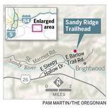 Sandy Ridge Trail System
