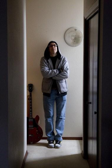 Guitarist Dan Balmer