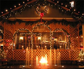 Check out the free Christmas Light Display in Aspen Meadow in December.