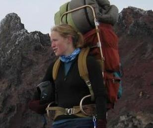 Mary Owen, 23, is an experienced hiker but was stranded on Mount Hood when she injured her leg while hiking alone.