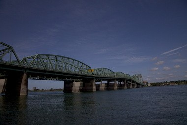 The Interstate 5 bridge spans between Portland and Vancouver won't be replaced anytime soon following defeat of the Columbia River Crossing project.