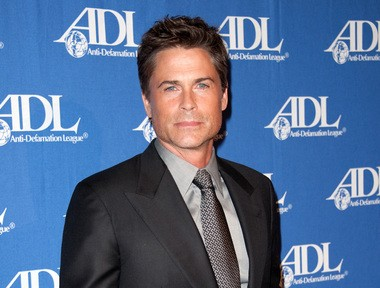 Actor Rob Lowe is getting too much screen time during the bowl telecasts.