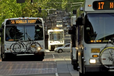 TriMet says expensive union benefits and a long contract dispute are partially responsible for service cuts and fare hikes.