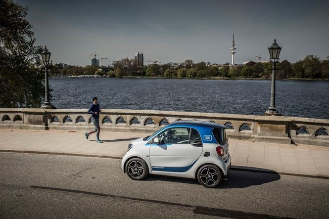 Car2go Ditching Smart Cars In Portland Switching To All Mercedes