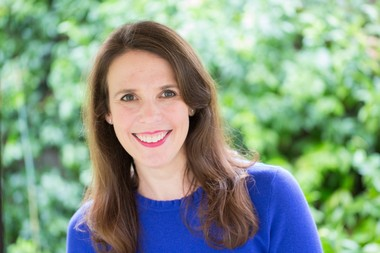 """Jennifer Tyler Lee, author of """"The 52 New Foods Challenge."""""""