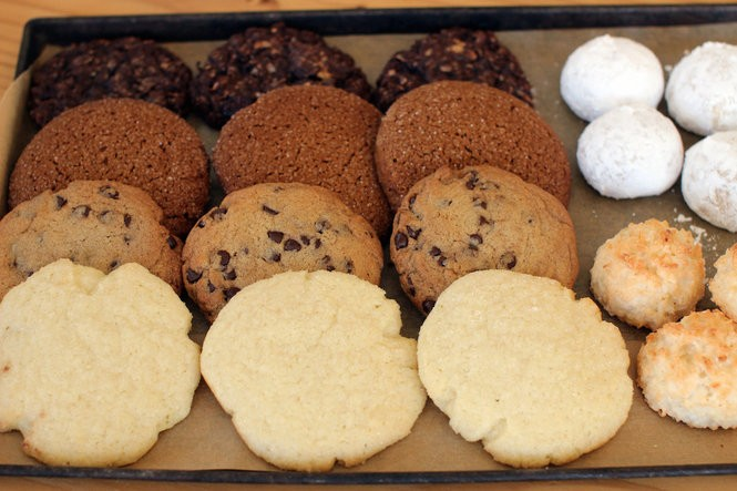 30 Favorite Christmas Cookie Recipes Including Our Popular