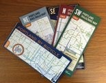 Some of the maps available from the city of Portland.