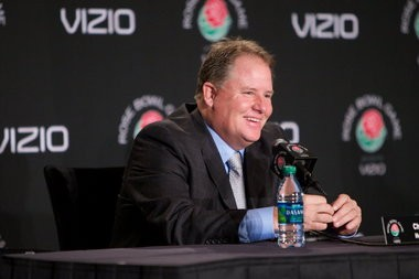 Chip Kelly took the Oregon Ducks to two Rose Bowls, the BCS National Championship Game and the Fiesta Bowl in four seasons as head coach.