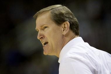 Oregon Ducks head coach Dana Altman