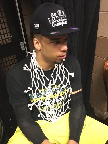 Dillon Brooks said the Ducks were fueled by last year's loss to Arizona.