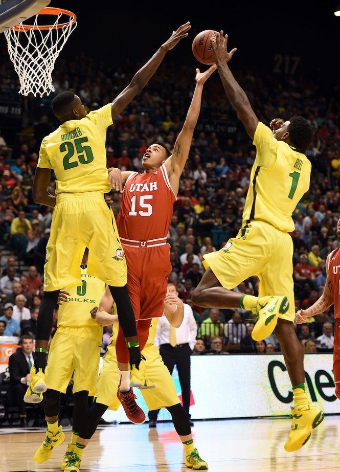 1511f2e07a9 Jordan Bell lets go of 'rivalry' with Chris Boucher as he and Oregon ...