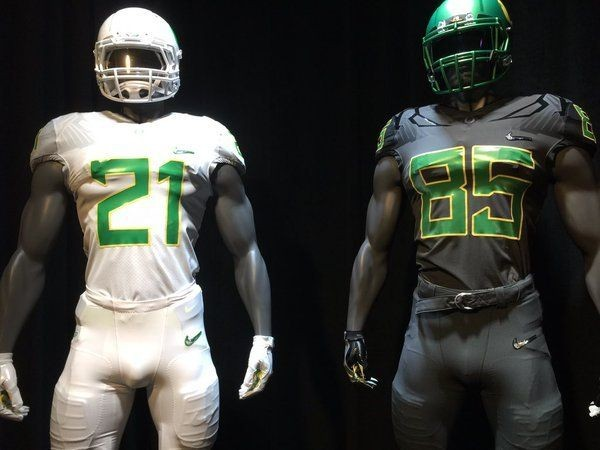 newest collection 6320a 6fd29 25 times Oregon Ducks uniforms have turned heads ...